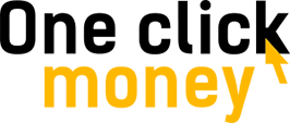 Logo One click money